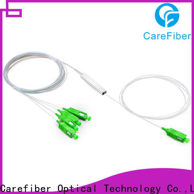 Carefiber typecfowu16 plc fiber splitter trader for communication