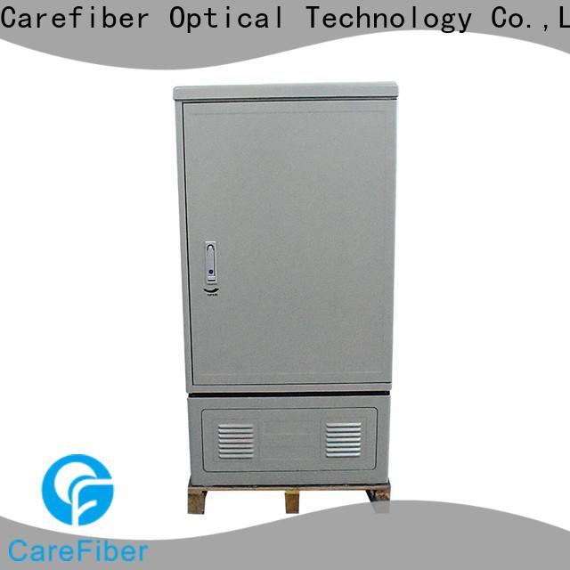 Carefiber 144cores288cores576cores fiber distribution cabinet factory for telecom industry