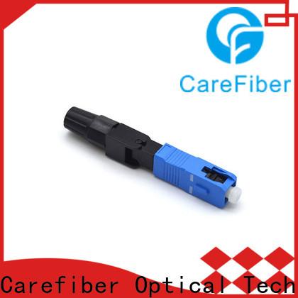 Carefiber cfoscapcl5401 optical connector types factory for consumer elctronics