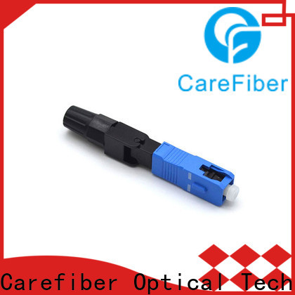 Carefiber cfoscapcl5401 optical connector types factory for consumer elctronics
