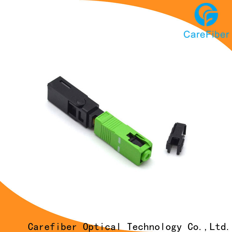 Carefiber connector lc fiber connector trader for communication