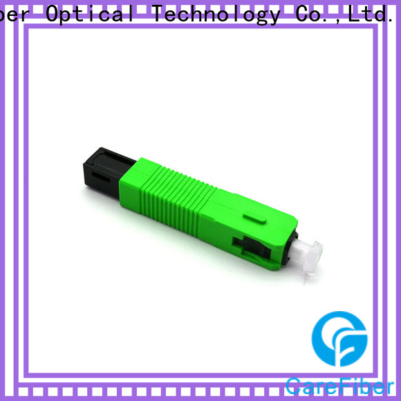 Carefiber best sc fiber optic connector factory for distribution