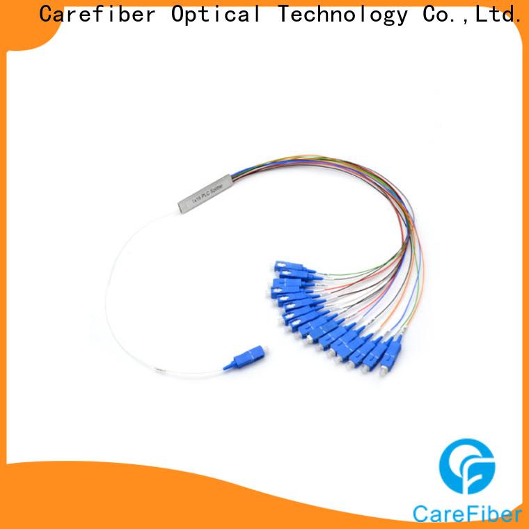 Carefiber most popular splitter plc trader for industry