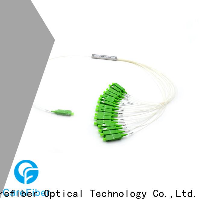Carefiber 1x4 plc splitter trader for communication