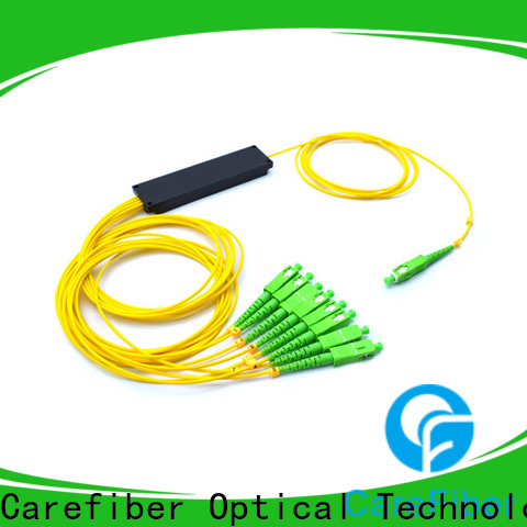 quality assurance splitter plc 1x8 cooperation for industry