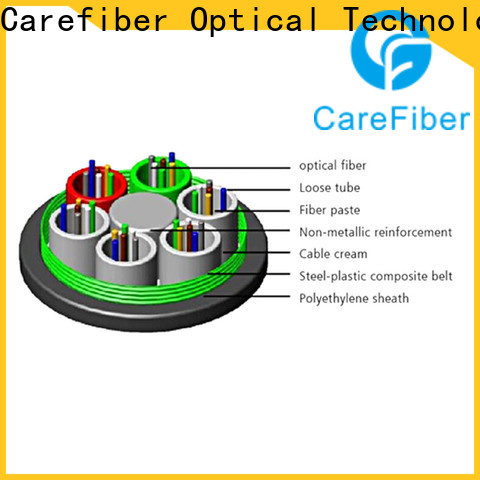 Carefiber outdoor multimode fiber optic cable source now for trader