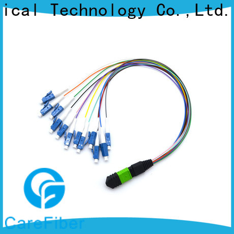 Carefiber muticolor wire harness connectors made in China for wholesale