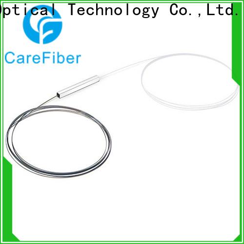 Carefiber quality assurance plc fiber splitter trader for industry