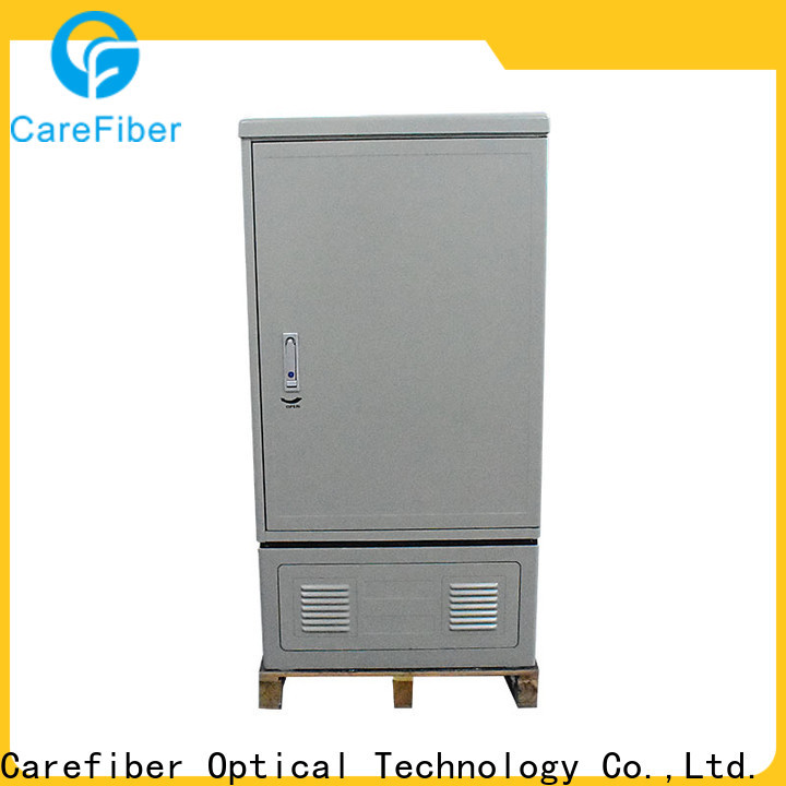 Carefiber 144cores288cores576cores optical distribution cabinet provider for commercial industry