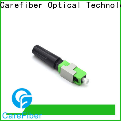 Carefiber cfoscupc fiber optic lc connector factory for distribution