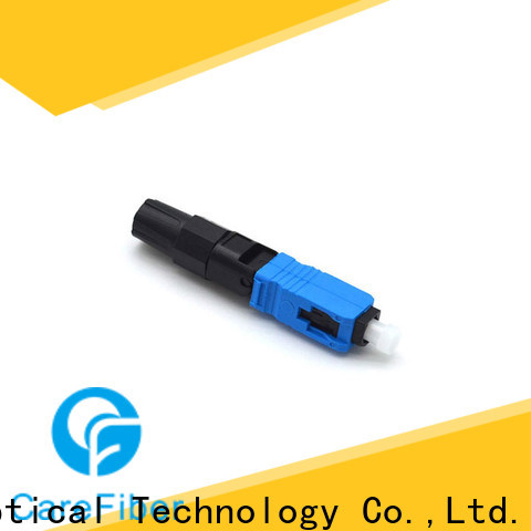 new lc fiber connector lock provider for consumer elctronics