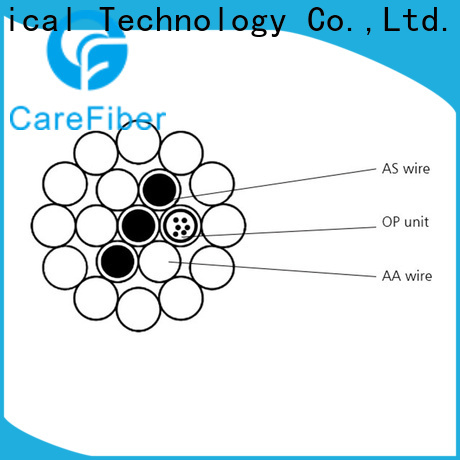 Carefiber opgw opgw cable manufacturer for wholesale