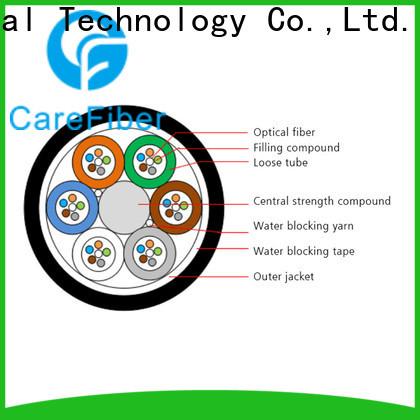 Carefiber gcyfy fiber network cable order online for communication
