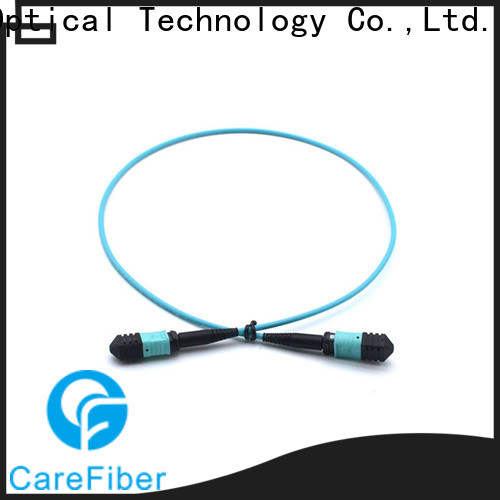 Carefiber best fiber optic patch cord foreign trade for wholesale