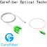 Carefiber most popular plc fiber splitter foreign trade for global market