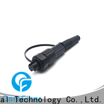 Carefiber connectorminisc waterproof cable connector customization for communication