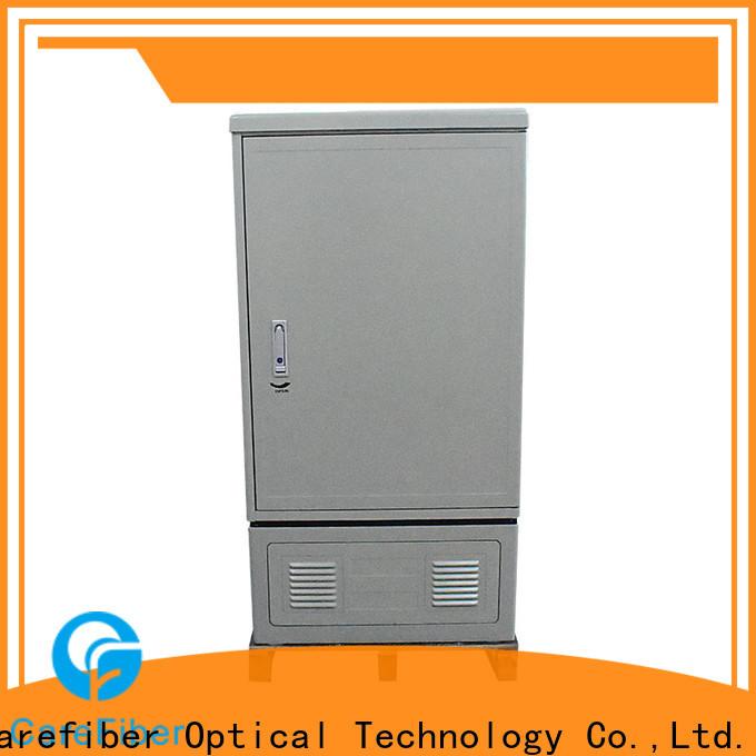 Carefiber 144cores288cores576cores distribution cabinet provider for B2B