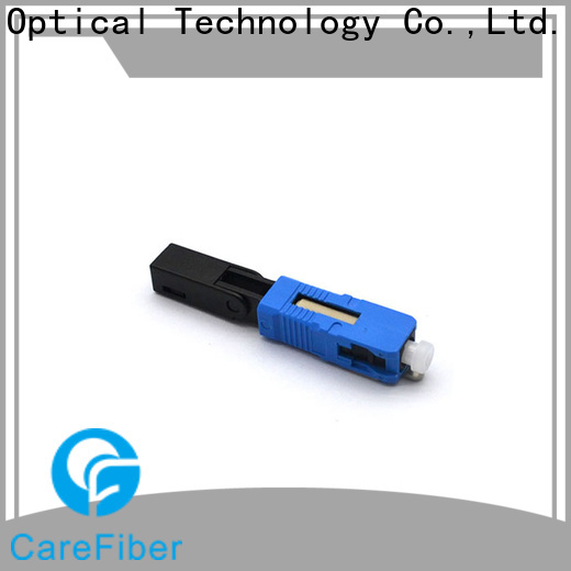 new lc fiber connector optic fast provider for communication