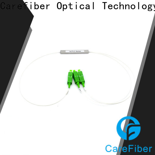 best plc optical splitter 1x8 cooperation for global market