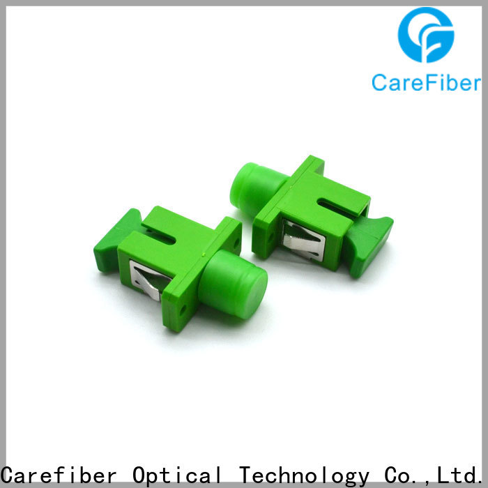 Carefiber adapter fiber attenuator lc customization for communication