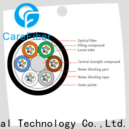 high quality single mode fiber optic cable gcyfxty order online for overseas market