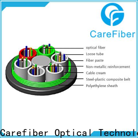 Carefiber tremendous demand outdoor fiber source now for merchant