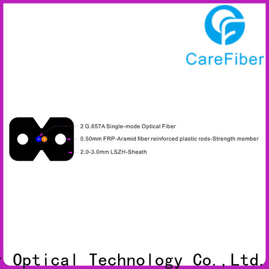 highly recommended aerial drop cable gjxfh factory