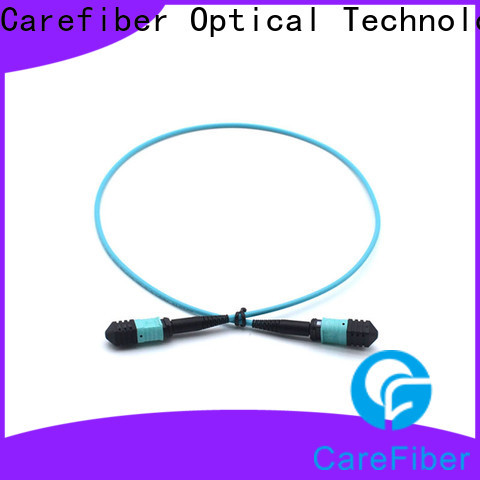 Carefiber most popular fiber patch cord trader for sale
