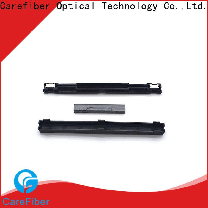 Carefiber optical fiber optic mechanical splice connector buy now for reseller