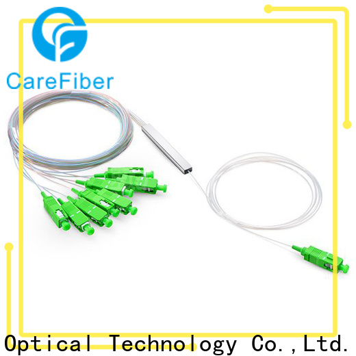 Carefiber quality assurance best optical splitter foreign trade for communication