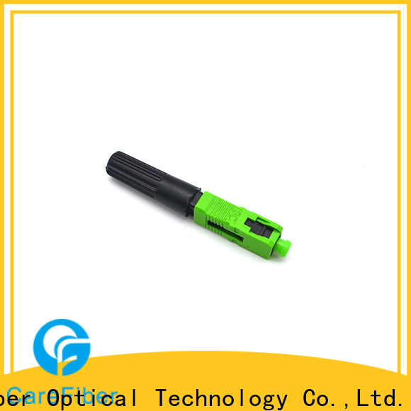 Carefiber fast lc fast connector trader for consumer elctronics