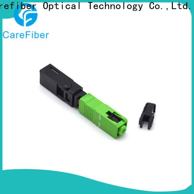 Carefiber new lc fiber connector trader for distribution
