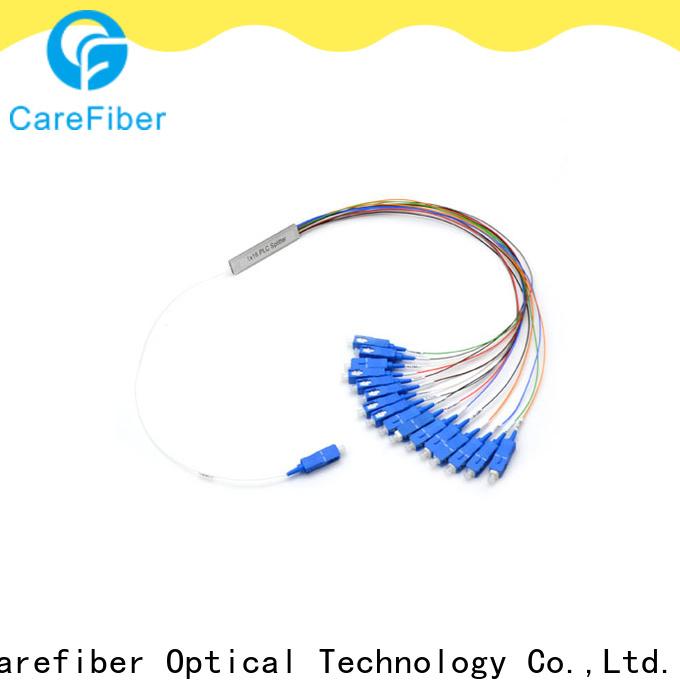 quality assurance fiber splitter splitter foreign trade for communication