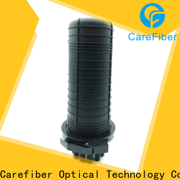 Carefiber customized fiber optic enclosure outdoor provider for communication