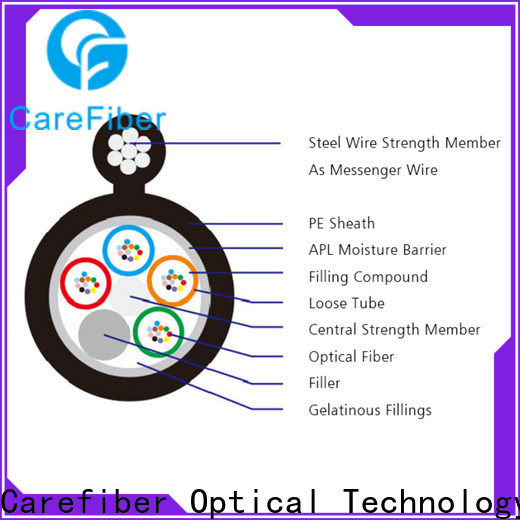 Carefiber gyxtw outdoor fiber cable wholesale for trader