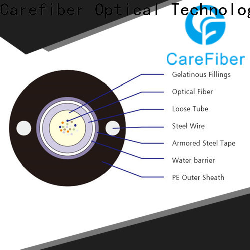 Carefiber commercial outdoor fiber cable wholesale for communication