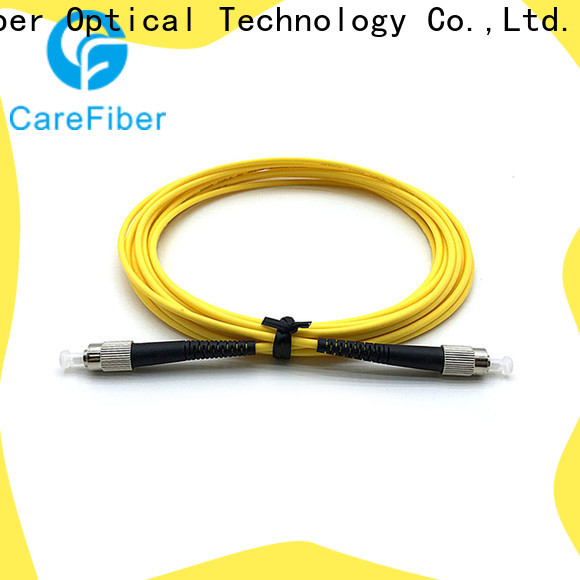 Carefiber sx cable patch cord order online for communication