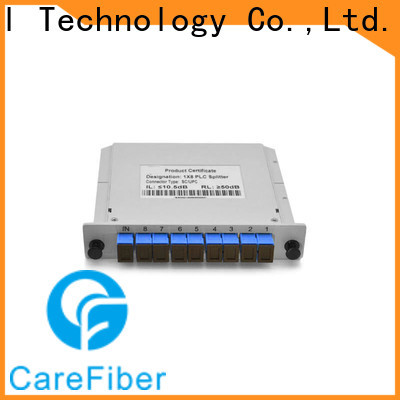 most popular optical splitter best buy bare foreign trade for communication