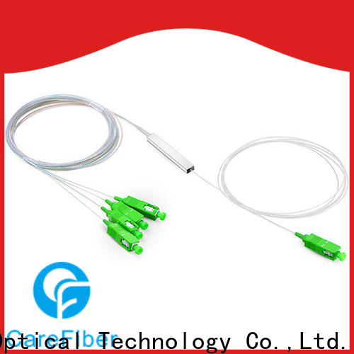 Carefiber box splitter plc foreign trade for communication