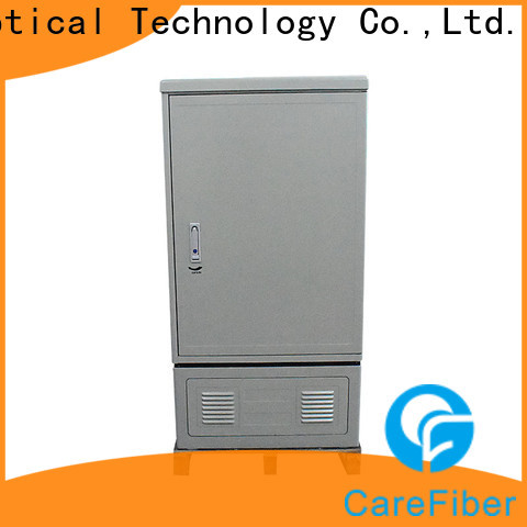 Carefiber 144cores288cores576cores optical cabinet provider for commercial industry