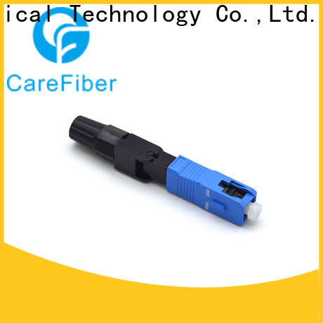 new fiber optic fast connector fast factory for distribution