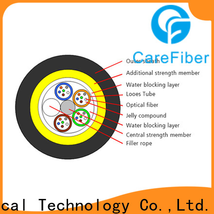high-efficiency adss fiber optic cable adss program consultation for communication