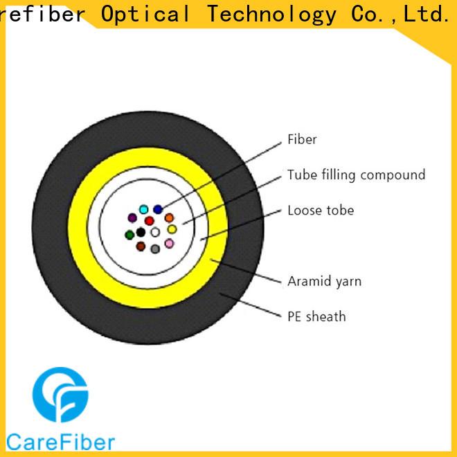 Carefiber gcyfxty fiber optic network cable order online for overseas market