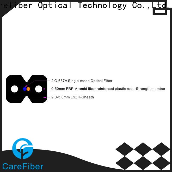 Carefiber gjxfh ftth cable trader for communication
