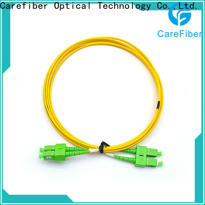 Carefiber scapcscapcsm sc apc patch cord order online for consumer elctronics
