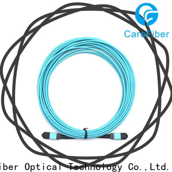 Carefiber mpompoom412f30mmlszh10m optical patch cord foreign trade for connections