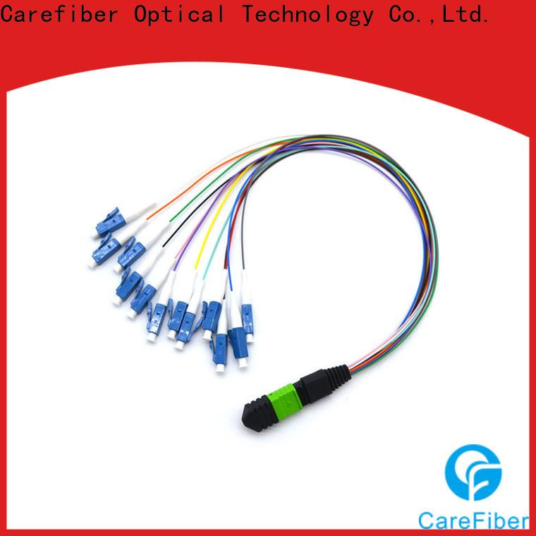 Carefiber economic mtp cable assemblies supplier