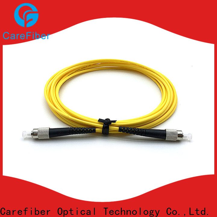 credible fiber patch cord types fibre manufacturer for b2b