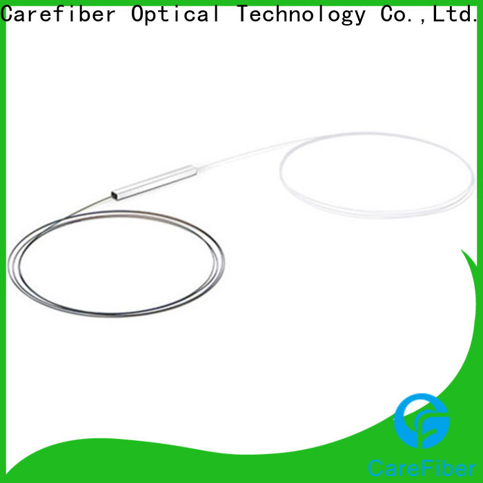 Carefiber most popular optical cable splitter cooperation for industry