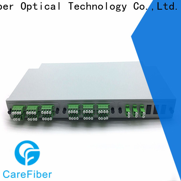 Carefiber commercial fiber optic cable connectors source now for customization